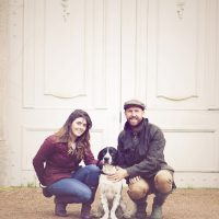 Milton Keynes family and dog photography