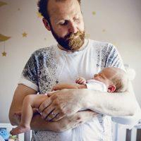 Lifestyle newborn photographer at home in Milton Keynes, Buckingham, Towcester, and surrounding area