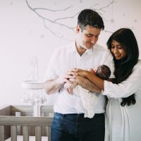 Lifestyle newborn and baby photography at home in Milton Keynes, Buckingham, Towcester and surrounding area