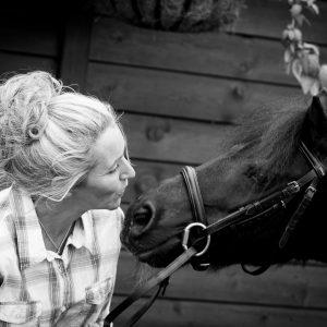 Northamptonshire equine pony portrait