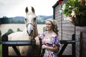 Northamptonshire equine horse portrait